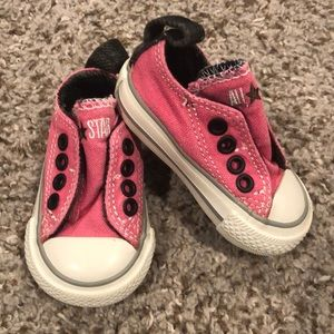 Baby Converse All-Stars shoes
